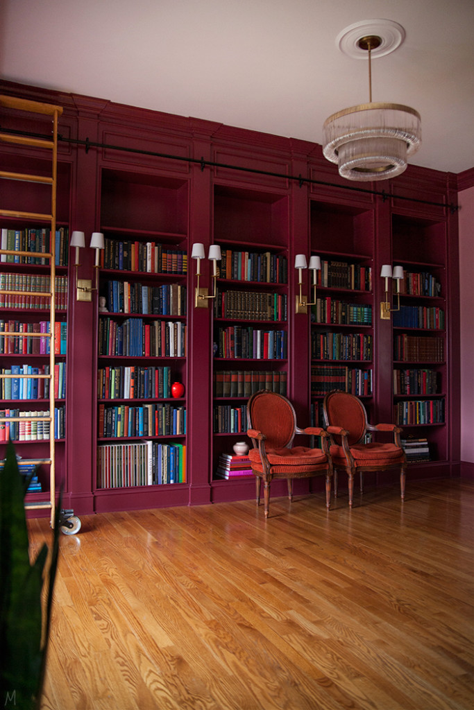 The-Makerista-Library-Books-Bookshelves-Burgundy-IMG_2959-683x1024
