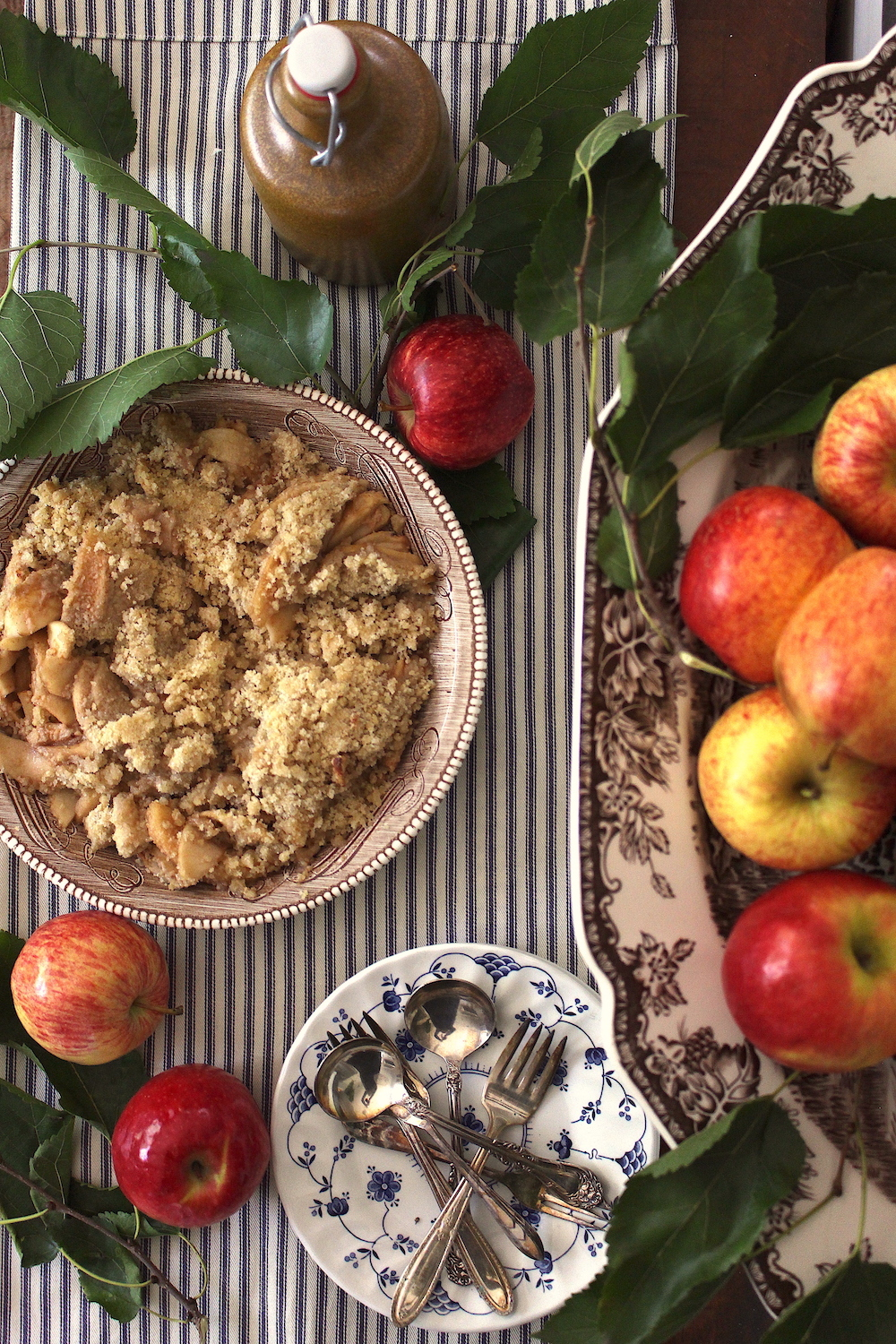 Apple Crisp Small